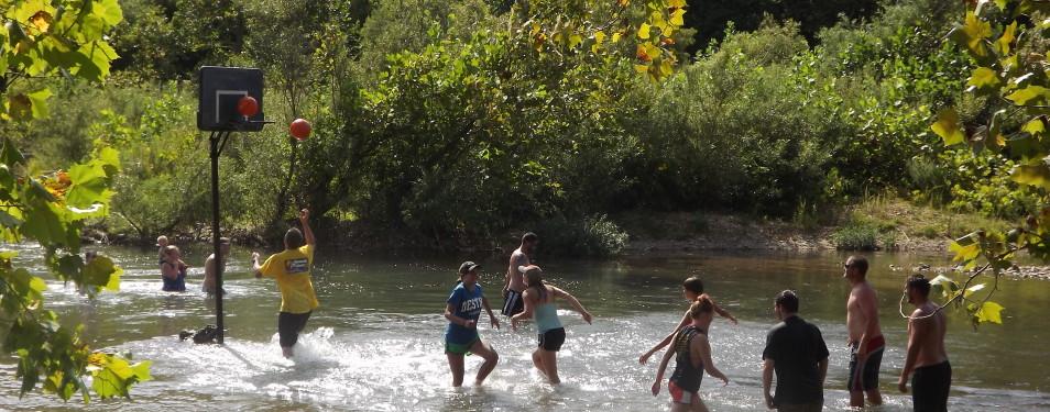 Activities/Canoes